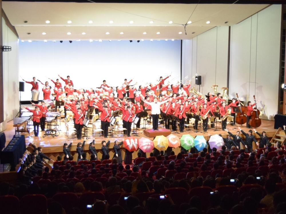 横須賀学院中学・高等学校吹奏楽部
